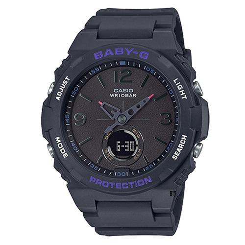 CASIO 卡西歐 BABY-G OUTDOOR LIFESTYL 露營風格腕錶 BGA-260-1A