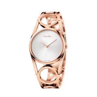Calvin Klein CK優雅設計款腕錶(K5U2S646)32mm