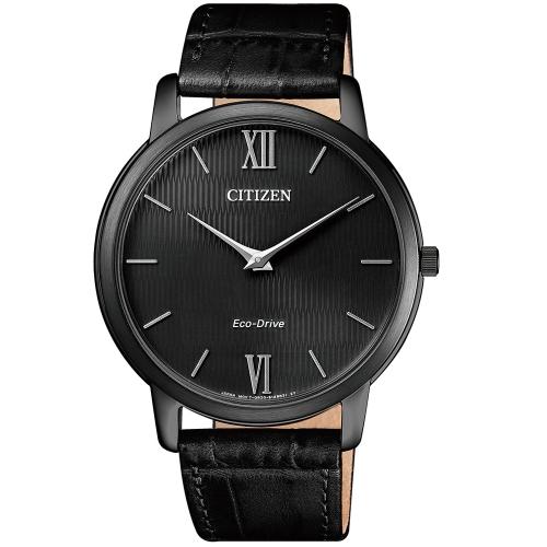 CITIZEN 星辰/ Eco-Drive 光動能紳士薄型手錶/ AR1135-10E