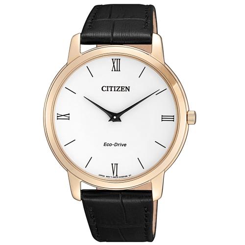 CITIZEN星辰 Eco-Drive 光動能紳士薄型手錶/ AR1133-23A