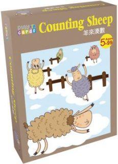 (益智桌遊/遊戲卡牌)Play Cards 11 羊來湊數 Counting Sheep(精裝)