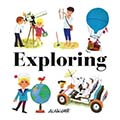 Exploring:驚奇探險(外文書)(精裝)|Alain Grée|9781908985118|Button Books