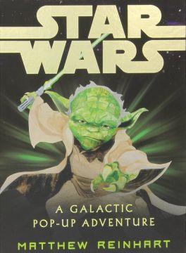 Star Wars: A Galactic Pop-up Adventure星際大戰立體書-星際探險(外文書)