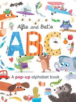 Alfie and Bets ABC 阿飛與貝特的ABC:字母立體書(厚頁書)(外文書)