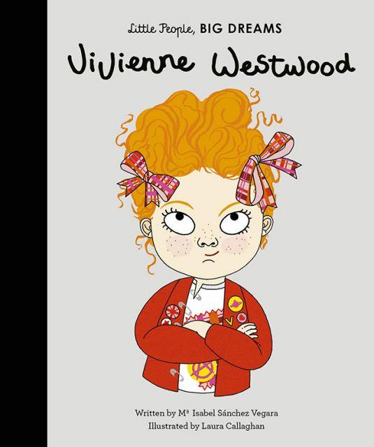 Little People Big Dream: Vivienne Westwood  小人物‧大夢想:薇薇安‧魏斯伍(外文書)(精裝)