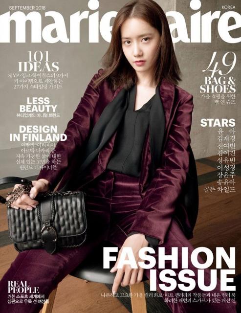 marie claire (KOREA) 9月號/2018