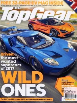 Top Gear(UK)第296期6月號2017