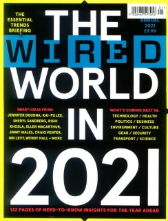 WIRED spcl THE WORLD IN 2021|||瑪蒂雅