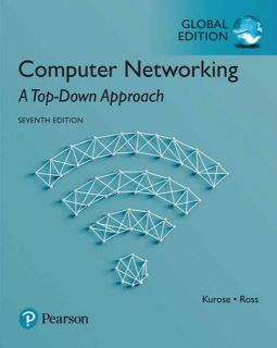COMPUTER NETWORKING: A TOP-DOWN APPROACH 7/E(GE)|KUROSE、ROSS|9781292153599|全華