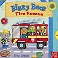 Bizzy Bear:Fire Rescue 消防員熊熊新奇操作書(英國版)(外文書)