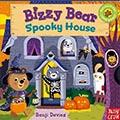 Bizzy Bear:Spooky House 鬼屋探險 熊熊新奇操作書(英國版)(外文書)