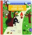 My First Pull-The-Tab Fairy Tale:Little Red Riding Hood 小紅帽 推拉硬頁書(外文書)|Amy Blay|9782733850626|AUZOU
