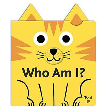 Who Am I ? 趣味操作書(外文書)