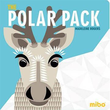 The Polar Pack南北極世界硬頁書(外文書)