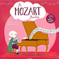 My Amazing Mozart Music Book 莫札特音樂書(外文書)|Natacha Godeau,Anne-Kathrin Behl|9782733850671|AUZOU