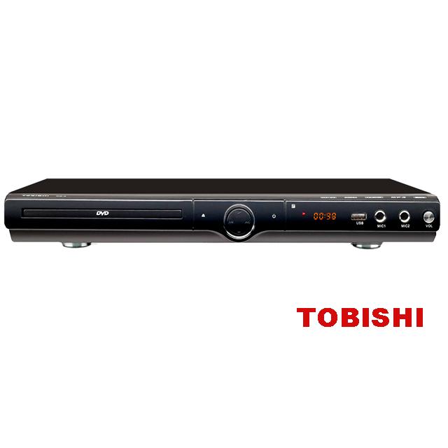 TOBISHI全功能不挑片DVD+卡拉OK光碟機 MD-6