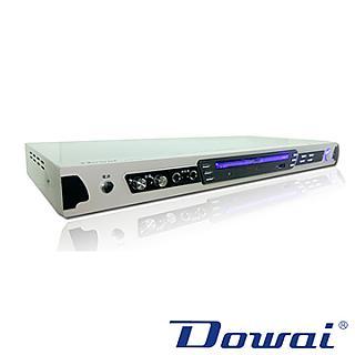 Dowai多偉Divx/USB/卡拉OK DVD影音播放機AV-972(III)W