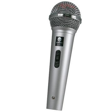 KINYO豪華型分離式高感音頭有線麥克風(DM-704)