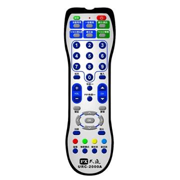 PX大通 URC-2000A液晶電視萬用遙控器