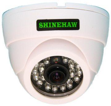 SH-24SD台製   1/3 SONY CCD  24顆紅外線LED 半球型 室內 紅外線攝影機