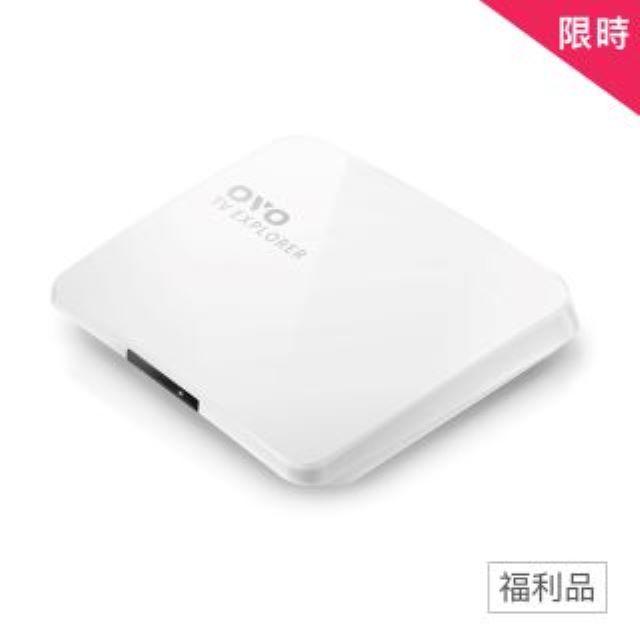 【福利品】OVO電視盒 B02 純白版