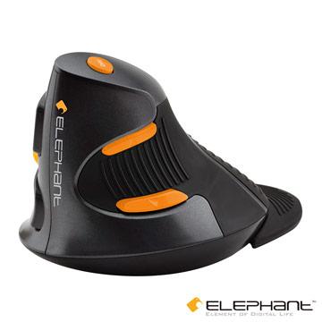 ELEPHANT 工學革命 藍光無線雷射滑鼠(WEMM520)