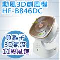 SUPA FINE 勳風創風機(HF-B846DC)