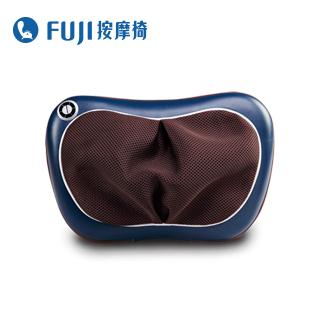FUJI 溫揉按摩枕 FG-178 藍色