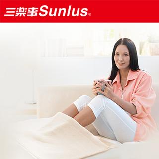 Sunlus三樂事雙人足溫電熱毯