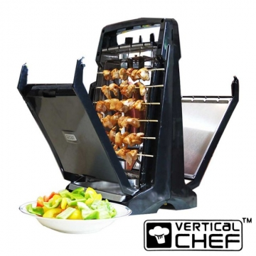 Vertical Chef Italy Vertical Chef Upright Electric Grill