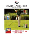 大衛李德貝特•從新手變球王 DVD  <br>David Leadbetter- From Beginner to Winner||4719864163030|南強