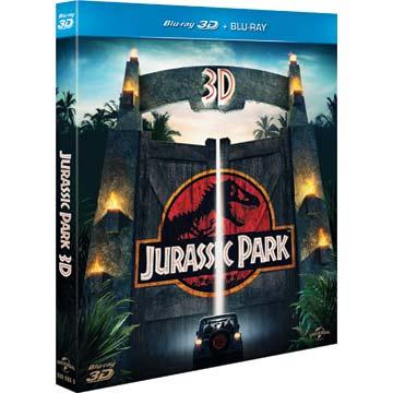 侏羅紀公園 3D+2D雙碟版 BD