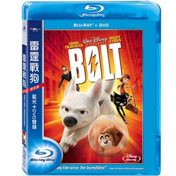 雷霆戰狗 限定版 BD+DVD