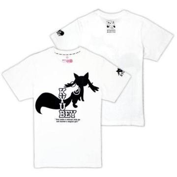 潮流T-shirt(丘比)-魔法少女小圓