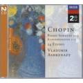 蕭邦:鋼琴奏鳴曲、24首練習曲