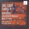 舒密特:第四號交響曲 布魯克納:三首管弦樂章、D小調進曲  CD