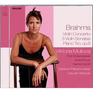 布拉姆斯 小提琴協奏曲 奏鳴曲等 CD (Brahms Violin Concerto  Sonatas etc)
