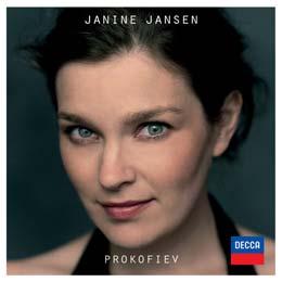 普羅可菲夫:第二號小提琴協奏曲、小提琴奏鳴曲  CD
