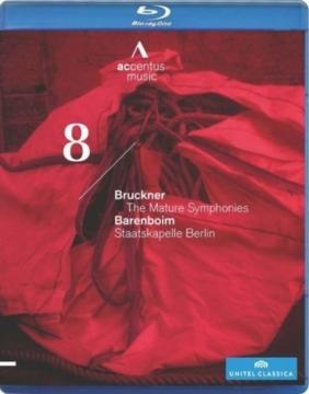 巴倫波因(指揮)柏林國立管弦樂團 / 布魯克納:第八號交響曲  BD