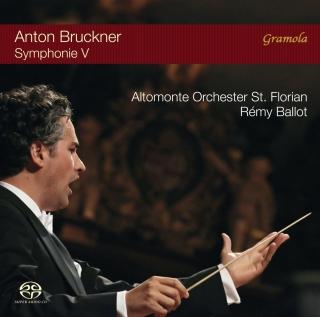 布魯克納:降B大調第五號交響曲(1878版)  CD