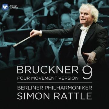 布魯克納:第九號交響曲(四樂章版)  CD