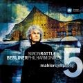 拉圖指揮馬勒第五號交響曲  CD