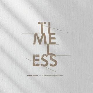 SUPER JUNIOR /'TIMELESS'- The 9th Album Repackage【進口版】CD||8809440339563|愛貝克思