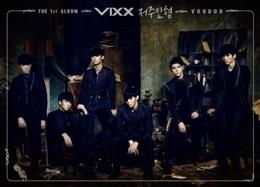 VIXX / 巫毒娃娃 VOODOO【豪華寫真特別盤】CD+DVD