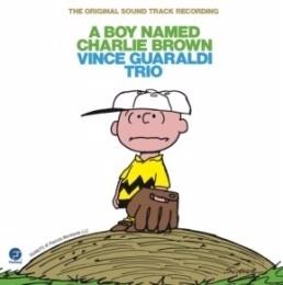 查理布朗&史努比爵士 A Boy Named Charlie Brown / 50周年特別版 CD