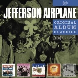 傑佛森飛船Jefferson Airplane / 經典專輯全集Original Album Classics 5CD