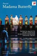 《紐約大都會歌劇院DVD系列1》普契尼:蝴蝶夫人 DVD