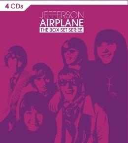 傑佛遜飛船合唱團 Jefferson Airplane / 絕對典藏套裝 The Box Set Series 4CD