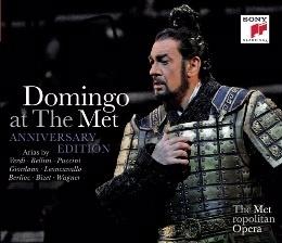 多明哥 / 大都會歌劇院演唱實況 Domingo at the MET 3CD
