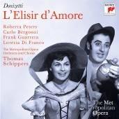 《紐約大都會歌劇院系列17》董尼采第:愛情靈藥 L'Elisir d'Amore 2CD